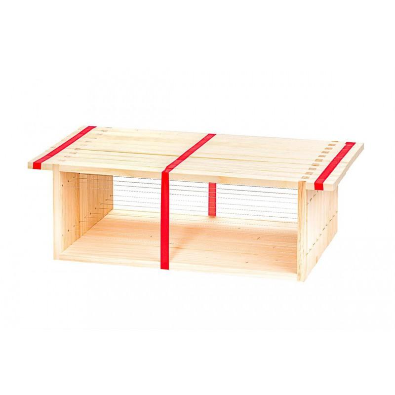NL Honingkamerramen ZZ gemonteerd per 10st
