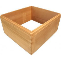 Buitenrand -Bk-  Simplex Red Cedar