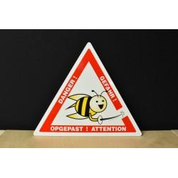Gevaren Driehoek Bijen