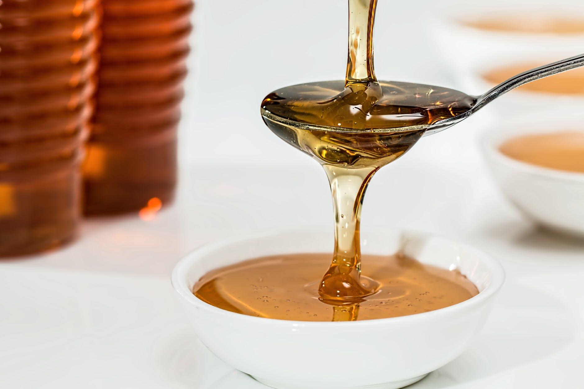 Honing bijenhuis